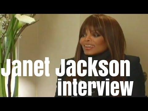Janet Jackson l'interview