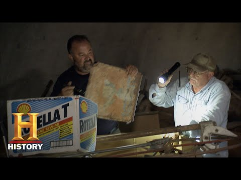 American Pickers: Frank's Got A Nose For Good Crap (Season 20)   History