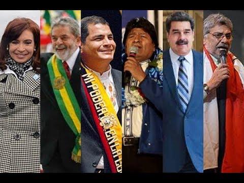 GRUPO DE PUEBLA É O NOVO FORO DE SÃO PAULO