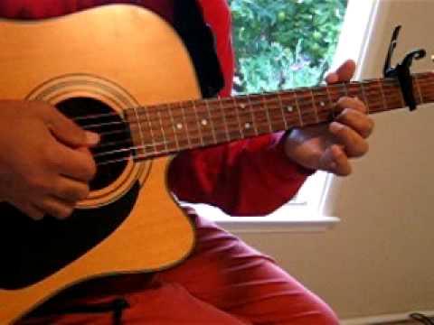 Indian song using Alternate Guitar Tuning
