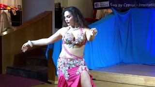 ALEXIA Belly Dancer - 6th Cairo by Cyprus 2018