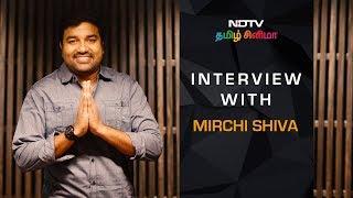 FUNNY  : அகில உலக சூப்பர்ஸ்டாரின் 'EYE OPENING' Interview !! | Mirchi Shiva | Tamizh Padam 2