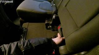 видео Снятие сиденья на Nissan Pathfinder 2007