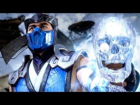 MK – Scorpion Vs Baraka and Sub Zero – Mortal Kombat  Gameplay