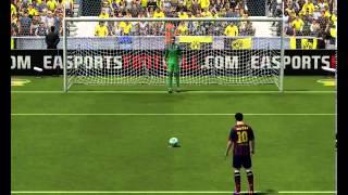 FIFA 14 DEMO (PC) - Penalty Kick