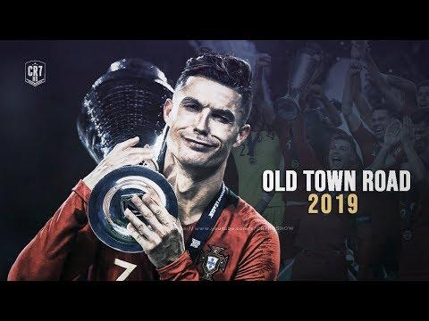 Cristiano Ronaldo 2019 ● Lil Nas X - Old Town Road  Skills & Goals