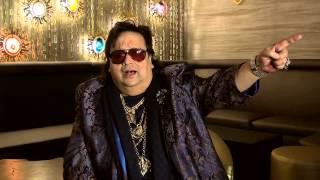 Bappi Lahiri exclusive interview on Showbiz India TV