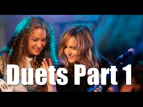 Melissa Etheridge and Joan Osborne and Paula Cole | VH1 Duets | Part 1 | 1995