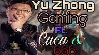 Yu Zhong Gaming ft. 666 na Cucu ni Pein Connection!