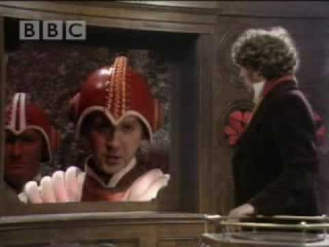 Premonition of death - Doctor Who - The Deadly Assassin - BBC
