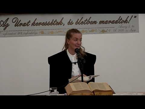 bűnbánati előkészület iistentisztelet-2021-08-21