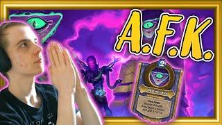AFK PRIEST BREAKING THE META! Face Hunter & Rogue's Worst Nightmare!!