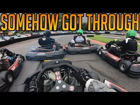 Using The Moses Effect In Real Life Karting