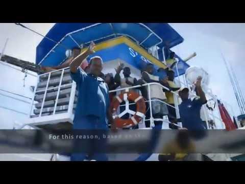 The Pole&Line Fishing Method In Solomon Islands
