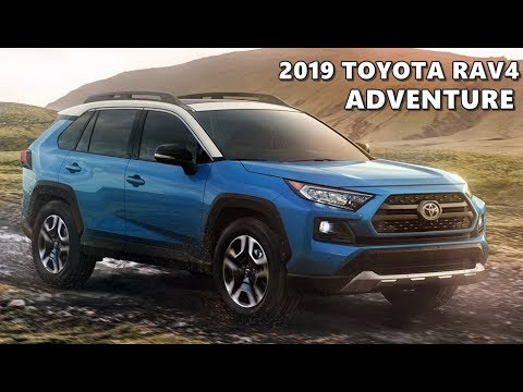 2019 Toyota Rav4 Adventure Grade Youtube