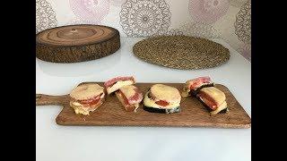 ГоряЧие БутеРброды быстрый завтрак!!! hot sandwiches for Breakfast