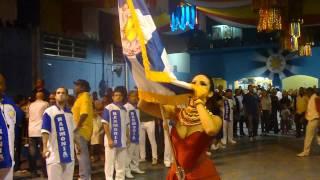 Hino Exaltação Escola de Samba Acadêmicos do Tucuruvi - Apresentação Sambas de Enredo 2012