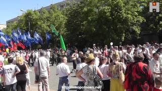 Парад 9 мая в Никополе.(, 2013-05-10T16:35:31.000Z)