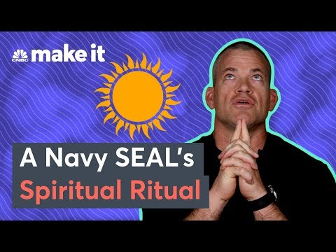 The Navy SEAL Spiritual Ritual For Overcoming Laziness