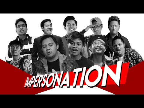 YOUTUBER OF THE YEAR!!!!!!!!! (impersonate Tim2One,Agung Hapsah,Froyonion,Dll)