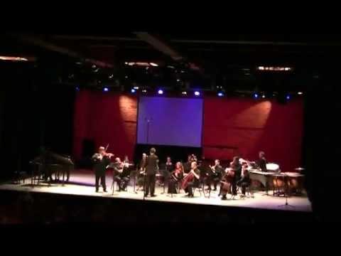Elliott Schwartz - Chamber Concert VI: Mr. Jefferson