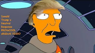Donald Trump's Neutral Response