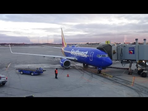 Southwest Airlines: BDL - BWI - Boeing 737-700