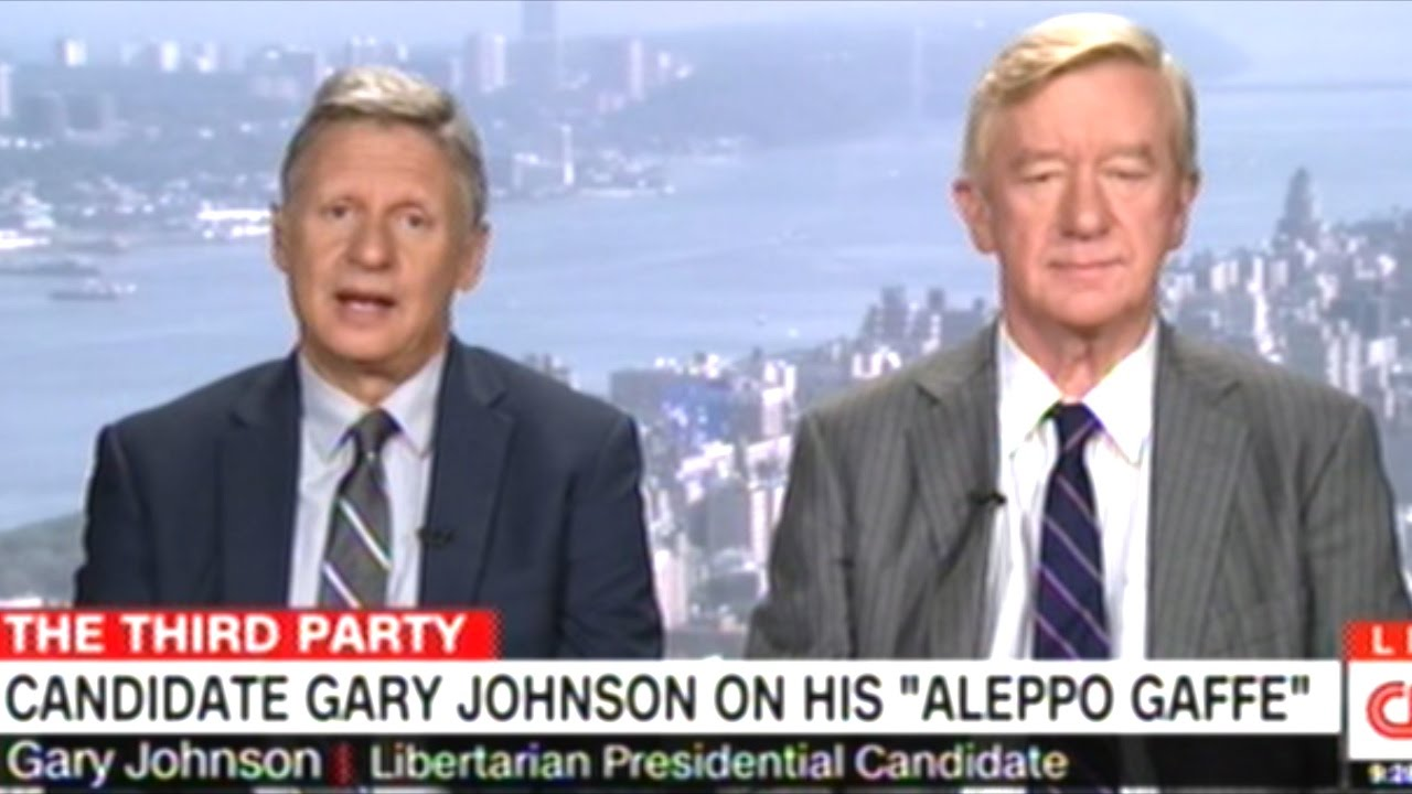 maxresdefault msm continues to beat up gary johnson about aleppo! youtube