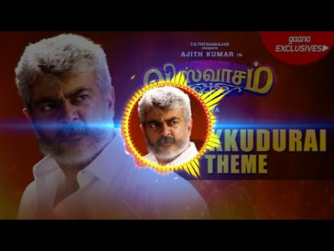 Thookkudurai theme music 8d audio Bgm mp3 | Viswasam movie Song's