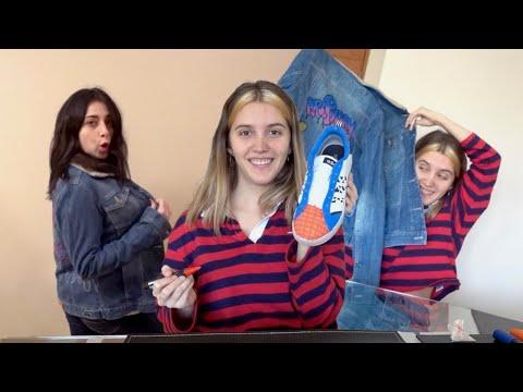 TRANSFORMO TODA MI ROPA - Marti Benza