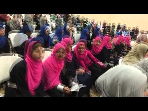 Andalusia school annual Islamic show