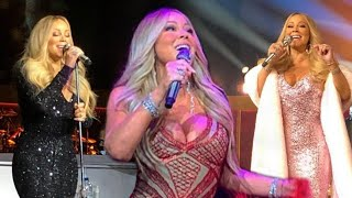 Mariah Carey - Las Vegas (3rd Night) HIGHLIGHTS February 16, 2019