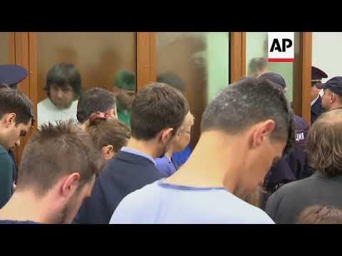 Russia - Russian opposition leader, Alexei Navalny, released from jail / Killer of Russia opposition