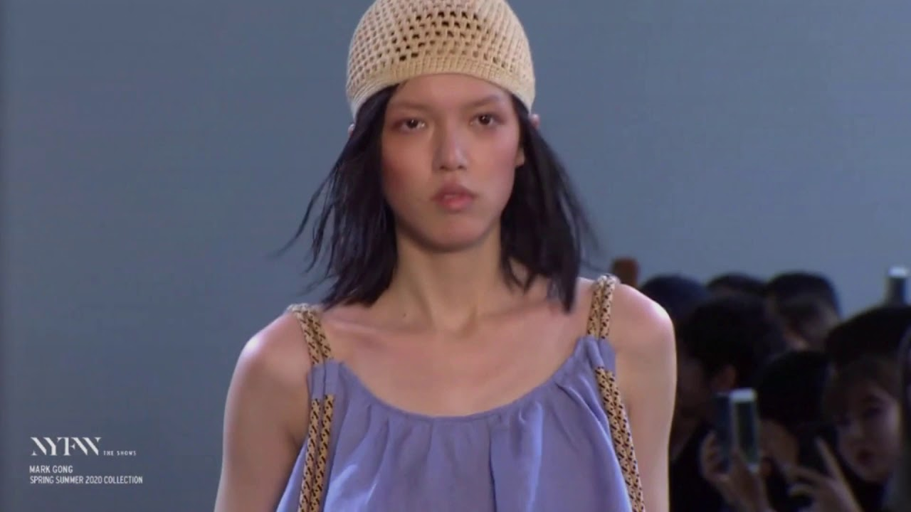 The Gong Show 2020.Mark Gong S S 2020 Ny Fashion Week