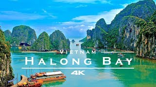 Halong Bay / Haiphong, Vietnam 🇻🇳 - by drone [4K]