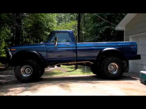 My big 78 ford f 250 4x4 project 460 flowmasters mud truck youtube my big 78 ford f 250 4x4 project 460 flowmasters mud truck sciox Images