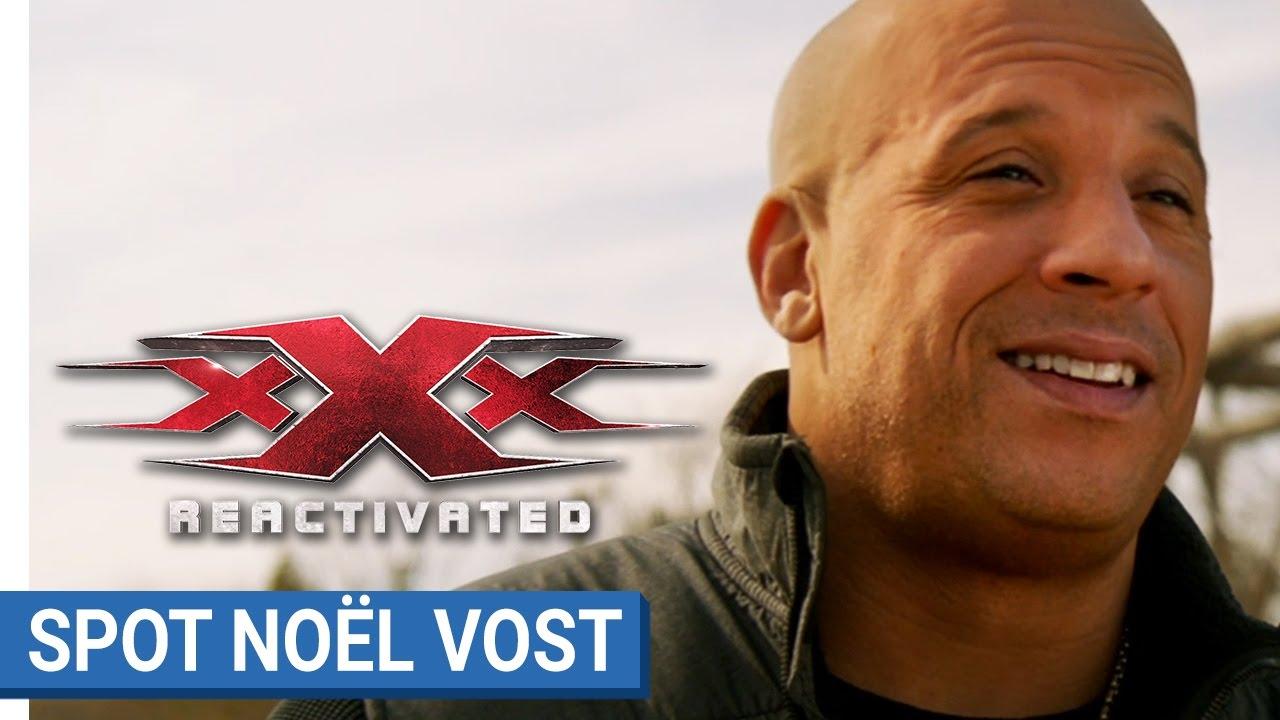xXx : REACTIVATED - Vin Diesel vous souhaite un joyeuxXx Noël (VF)