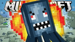 Minecraft | MIGHTY SQUID BOMBS!! (TNT Bats, Anvil Bombs & More!!) | One Command Creation