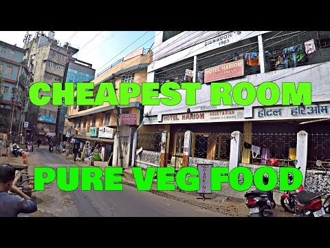 Cheapest Room in Tourist Area in Shillong HD | North East India