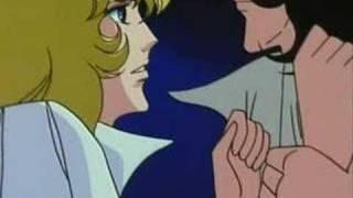 lady oscar e il bacio