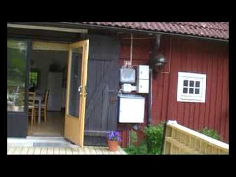 Holiday House For Rent In Smaland Sweden: Own Jetty, Sauna In The Lake    YouTube