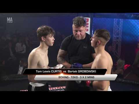 IMPACT FIGHT 16 - Tom Lewis Curtis Vs Bartek Grobowski