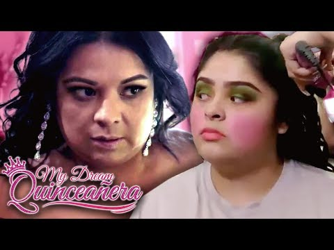 1 STAR Quince Makeup  My Dream Quinceañera - Yahritzi EP 4