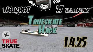 True Skate Hack 1.4.25 (27 Skateparks ) NoRoot