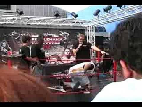 Wrestling impressions 2007 - 1 of 2