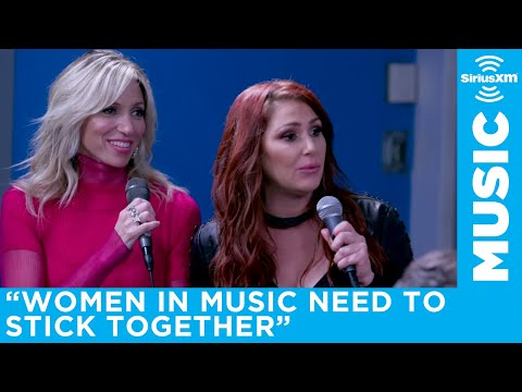 Debbie Gibson, Tiffany & Salt-N-Pepa  talk rivalries among female artists