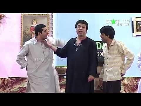 Zafri Khan and Sajan Abbas Nazim Mangay Teddy New Pakistani Stage Drama Full Comedy Play: