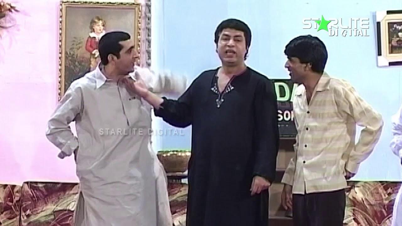 Zafri Khan and Sajan Abbas Nazim Mangay Teddy New Pakistani Stage Drama Full Comedy Play | Pk Mast