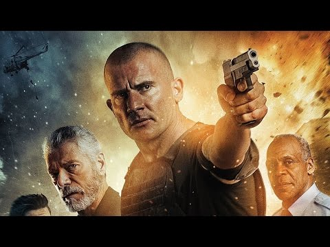 Dominic Purcell Action Movies   GRIDL0CKED   Best Action Movies HD