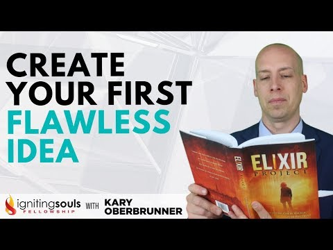 How to Create Your First Flawless Idea